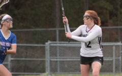 Women's lacrosse senior night pulls on heart strings