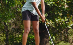Women's golf team ends the season with a swing