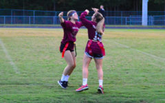 The Senior's Powderpuff winning streak remains