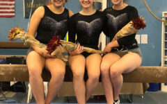 Gymnastics team leaps into another great season