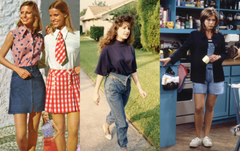 Style Trends From Many Decades