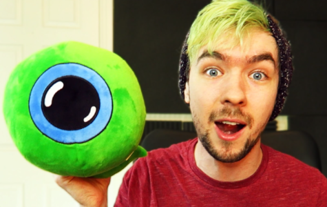 Jacksepticeye of YouTube