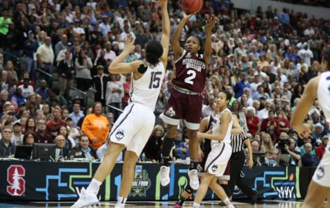 Mississippi State Defeats UCONN Women's College Basketball