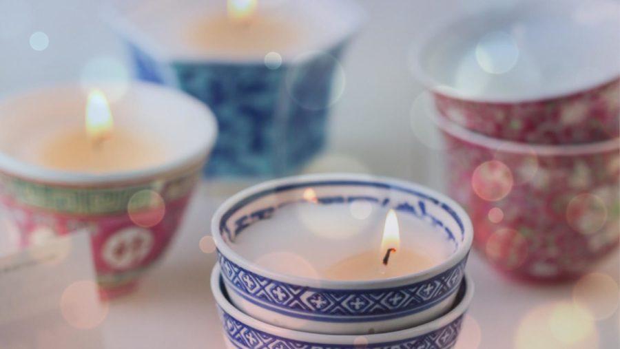 Pinterest Crafts: Candles