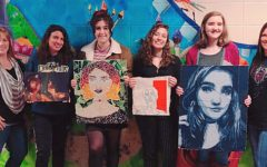 Art students reach for success at competition