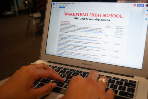 Students looking for the perfect scholarship should start on Wakefield's own website.