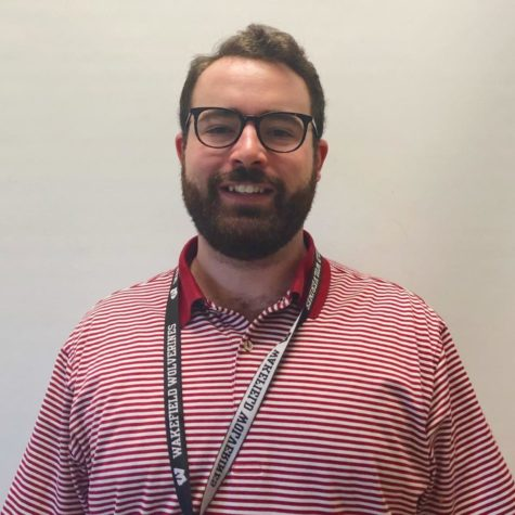ZACH ROUTH, Social Studies Department