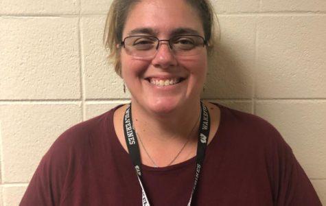 LISA CALERO, Special Education Department
