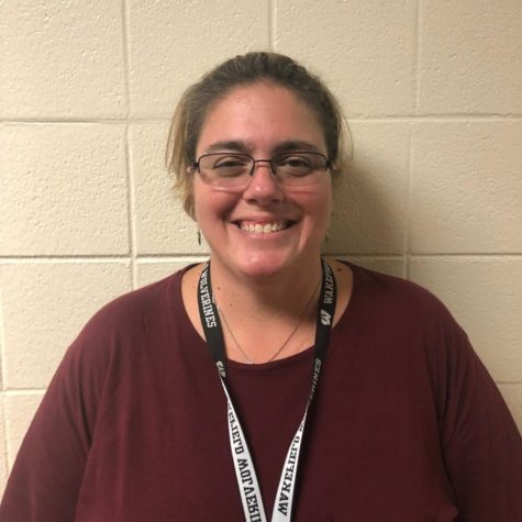 LISA CALERO, Special Education Department
