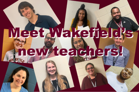 Wakefield welcomes new administrator, teachers