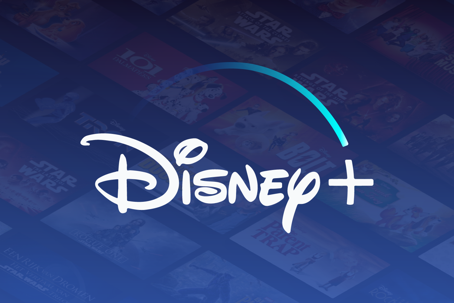 Disney+ features many titles to choose from.