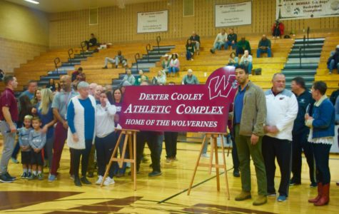 Wakefield renames outdoor sports complex after Dexter Cooley