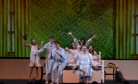 """The Sound of Music"" makes its way to the Wakefield stage"