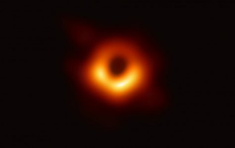 First-ever black hole photo