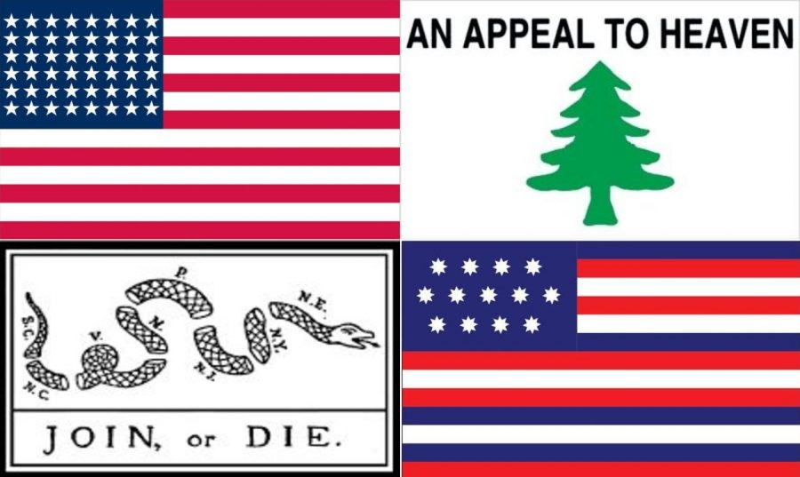 You might be without a flag now, but don't worry because I have compiled a list of cool, historical flags that you can fly.