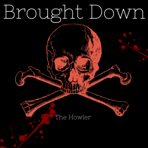 Brought down: Oliver OQuinn