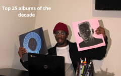 Darian's gives you his top 25 albums of the decade!