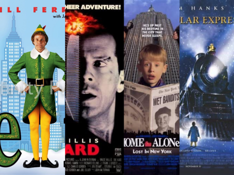 Chris Ottaviano's top 10 movies to get you fired up about the holidays.