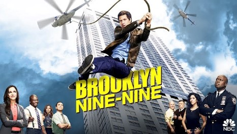 Brooklyn Nine-Nine is a workplace comedy that is on the television network NBC.