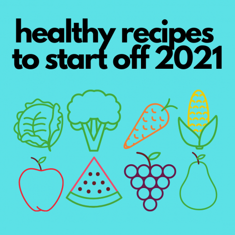Healthy recipes to start off 2021