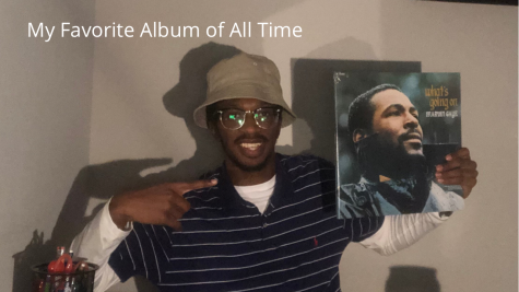 My favorite album of all time | Darian