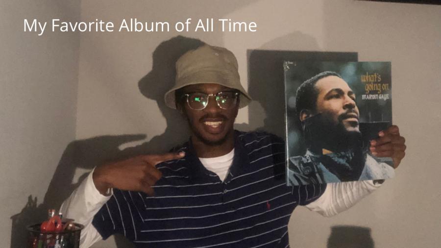 My favorite album of all time | Darian