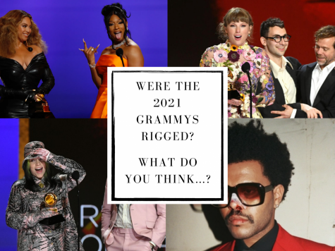 Do you think the 2021 Grammys were rigged?