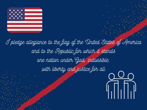 Does the Pledge of Allegiance reflect our current values as a nation?