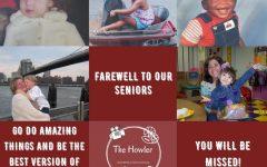 Howler seniors sign off