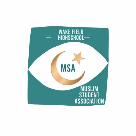 Muslim Student Association graphic