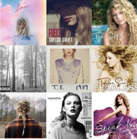 Every Taylor Swift album, ranked.