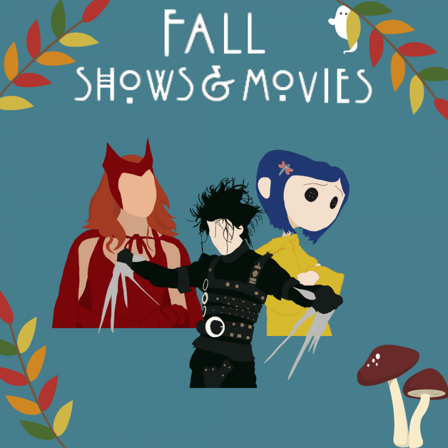 Top 10 shows and movies to enjoy this fall