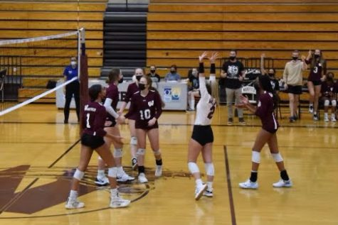 Wakefield volleyball team strives to be better than ever