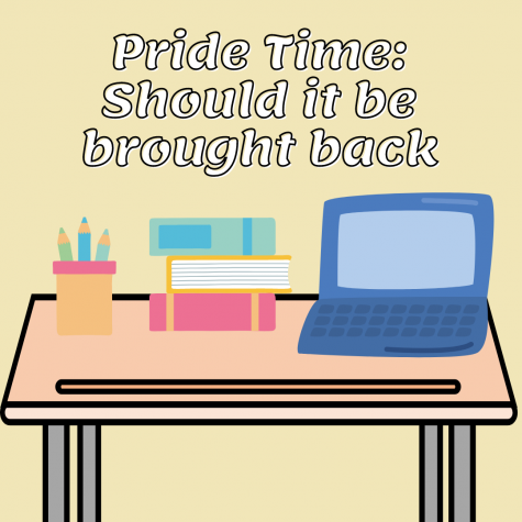 Should Wakefield high school bring Pride Time back to the bell schedule?